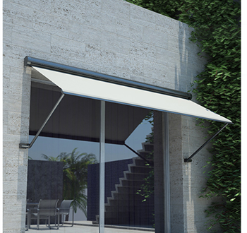 Ilios Pivot Arm System (Pull Down Awning)