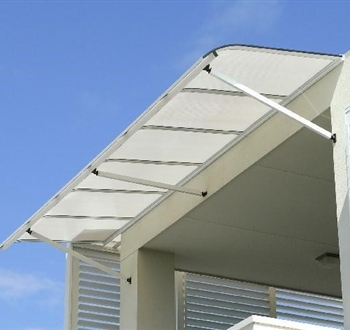 Carbolitre Bullnosed Awnings