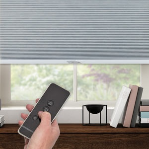 Motorised Honeycomb Blinds
