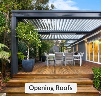 All about opening Roofs