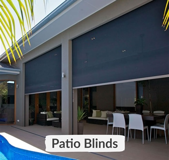 All about Patio Blinds